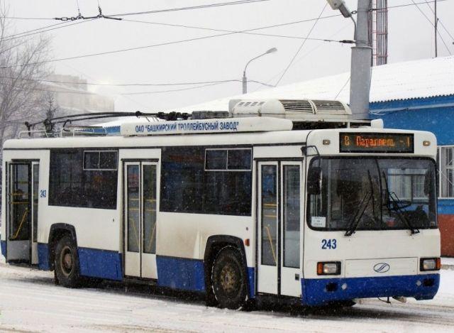 Работникам троллейбусного предприятия Ставрополя выплатили долг по зарплате