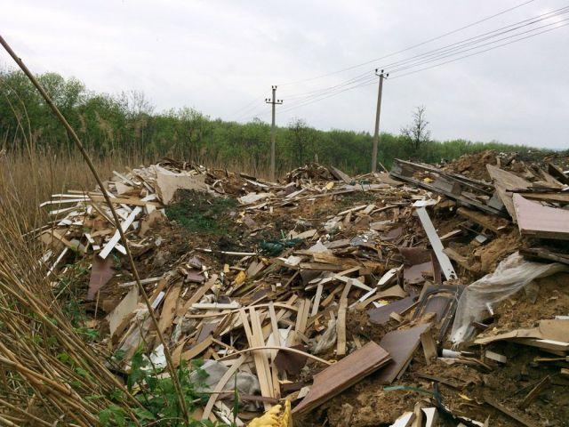 В Ставрополе после проверки прокуратуры занялись ликвидацией свалки на урочище «Ташлянский склон»