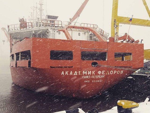 Ставропольский полярник Кирилл Зоря возвращается домой