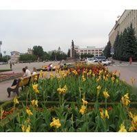 Ленинский район отмечает 45-летие