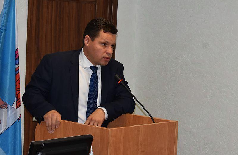 В Шпаковском районе руководителем стал Сергей Гультяев