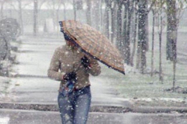 На дорогах Ставрополья ожидается снегопад и наледь