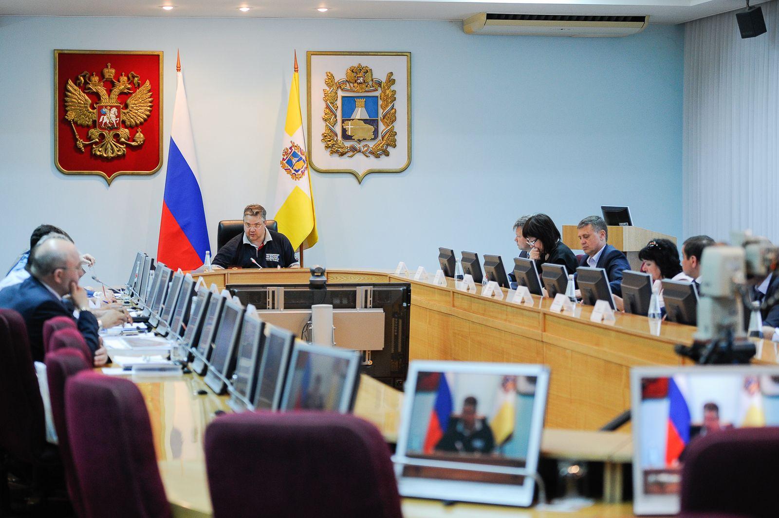 На Ставрополье разработан план противопаводковых мероприятий