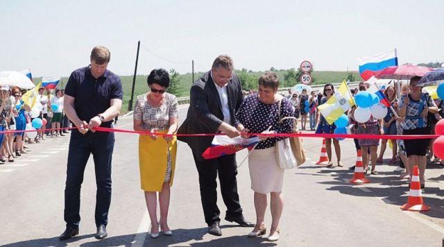 Три участка автодорог открыты в Ставропольском крае после реконструкции