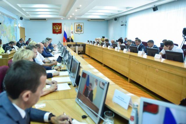 В Ставропольском крае усилят меры безопасности в общественных местах