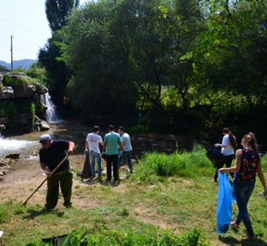 В Кисловодске для туристов откроют трёхметровый Лермонтовский водопад