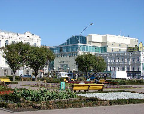 В Ставрополе разработана Генеральная схема уборки города