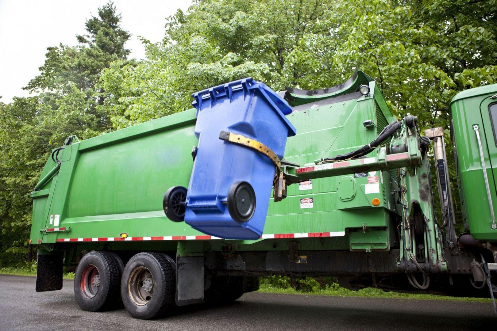 В сёла и посёлки Георгиевского округа идёт новая техника для вывоза отходов