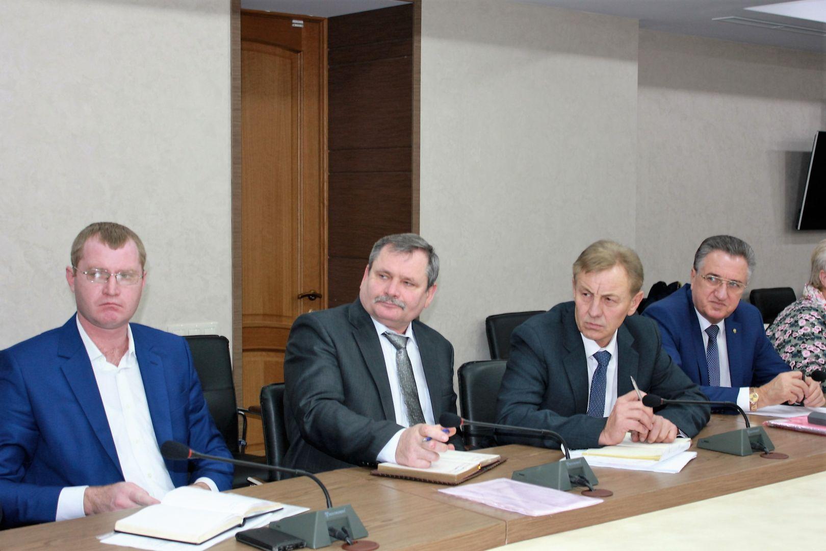 В Ставрополе обсудили экономические критерии аграрной отрасли края