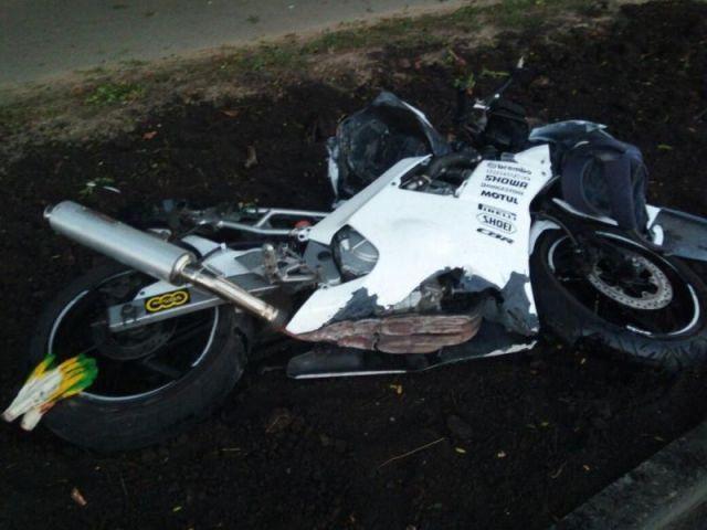 В Ставрополе в ДТП погиб мотоциклист