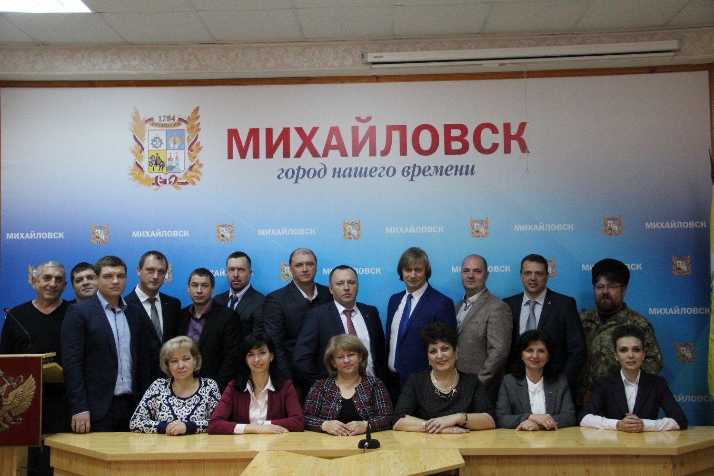 На Ставрополье создана первая в крае казачья депутатская группа