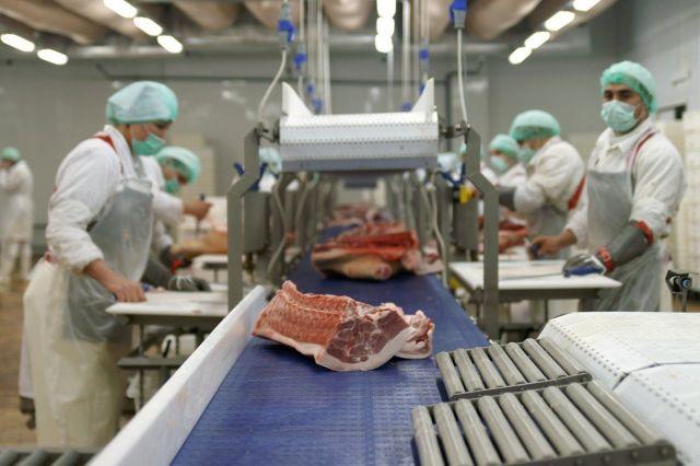 В Ставропольском крае открыли новое предприятие по переработке мяса