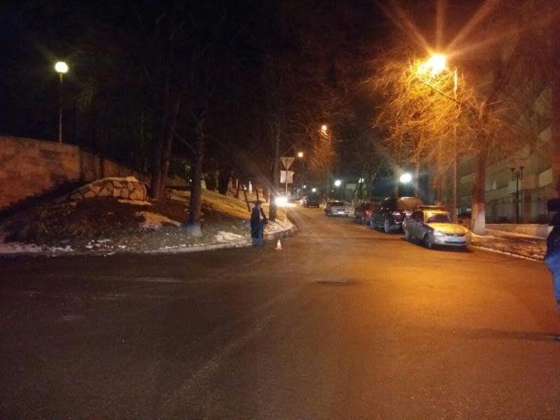 ВПятигорске автомобиль сбил пенсионерку, шофёр исчез сместа ДТП