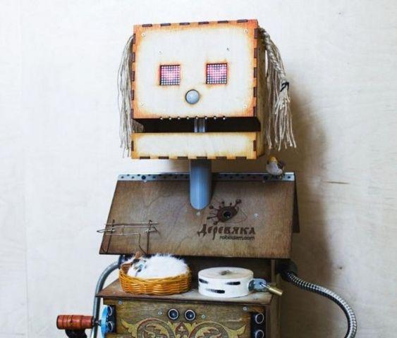 В Кисловодске робот-попрошайка собирает с туристов курортный сбор