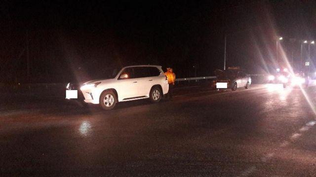 На Ставрополье столкнулись две легковушки, пострадали два человека