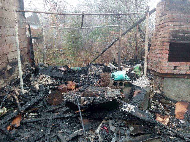 В Ставрополе при пожаре на улице Мира погиб человек