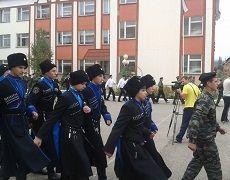 На Ставрополье стартовали XV краевые молодежные казачьи игры
