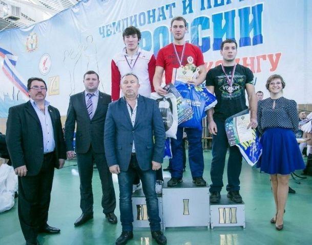 Невинномысский кикбоксёр Игорь Дармешкин стал чемпионом России