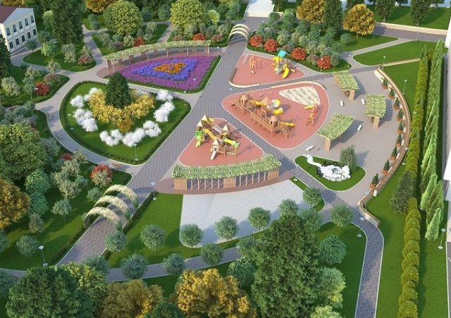 Жители Ставрополя определились с приоритетными объектами благоустройства