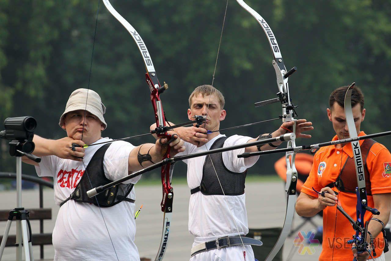 В Железноводске пройдут соревнования по 3D-стрельбе из лука
