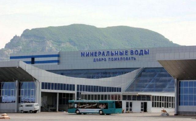 Самолёт из Москвы вынужденно сел в Минеральных Водах из-за курящего пассажира