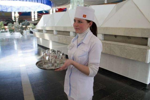 Кпропускному режиму впитьевых бюветах Железноводска привели убытки
