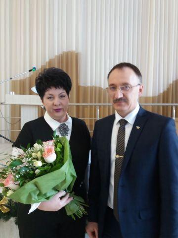 Директор ставропольской школы вошла в тройку победителей краевого конкурса профмастерства