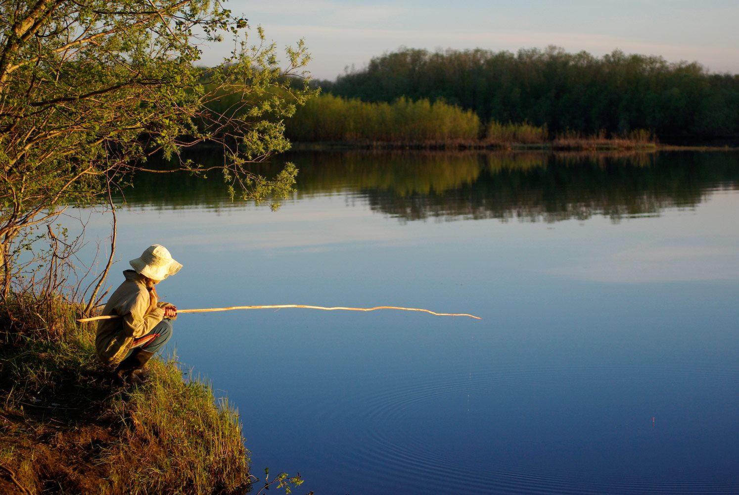 Ставропольский бизнесмен незаконно брал с рыбаков деньги за ловлю
