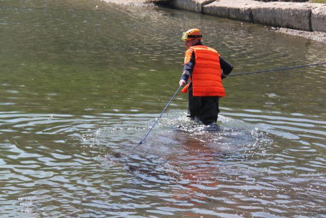 В реке Мутнянка ставропольские спасатели обнаружили тело утопленника