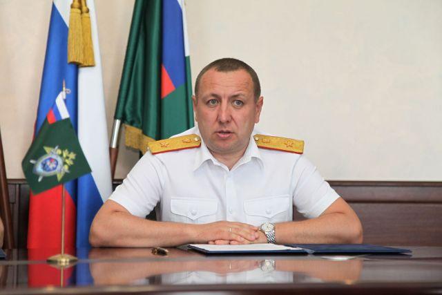 Глава следственного управления СКР по Ставропольскому краю проведёт личный приём граждан