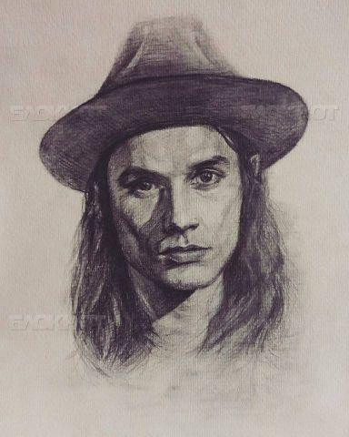Портрет, написанный ставропольчанкой, получил высокую оценку зарубежных ценителей живописи