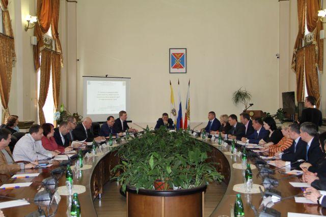 На Ставрополье подвели итоги работы строительной отрасли