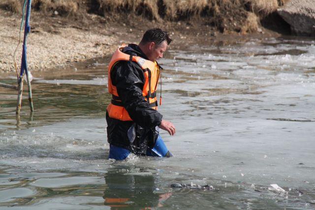 На Ставрополье спасатели извлекли из воды тело мужчины