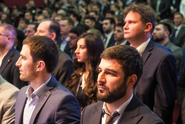 Полуфинал конкурса «Лидеры России» стартовал в Ставропольском крае