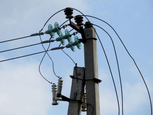 В Ставропольском крае самолёт оборвал провода ЛЭП