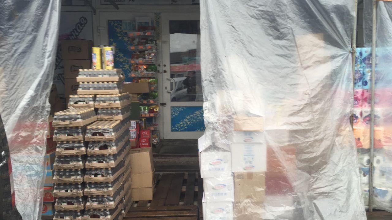 В России на месяц приостановили розничную торговлю спиртосодержащей непищевой продукции