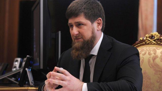 Кадыров прокомментировал песню Слепакова про него и сборную по футболу