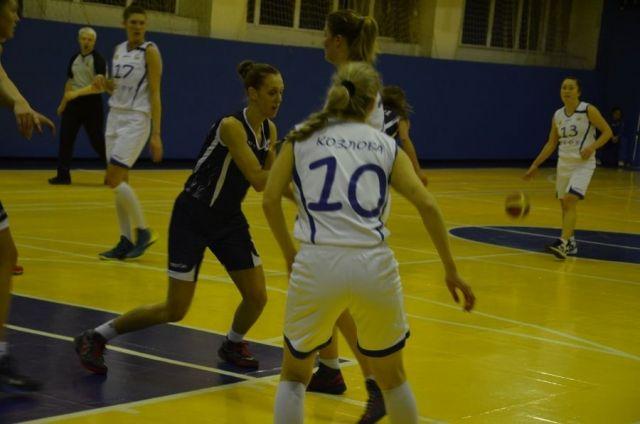 Ставропольские баскетболистки поспорят забронзу чемпионата России