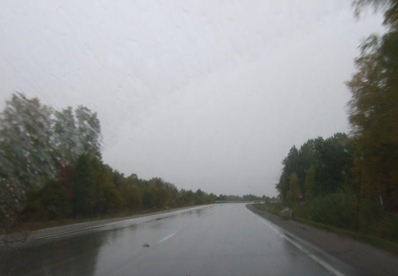 На трёх участках трассы «Кавказ» в Ставропольском крае введено ограничение скорости до 40 км/ч