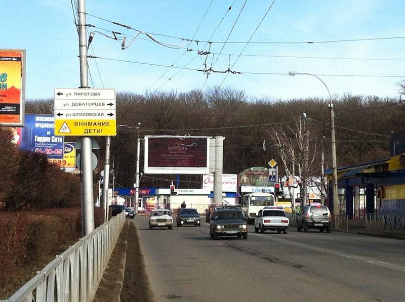 Мэр Ставрополя предложил поделить город натри рекламные зоны