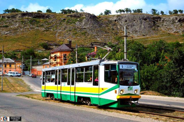 В Пятигорске подорожал проезд в трамваях