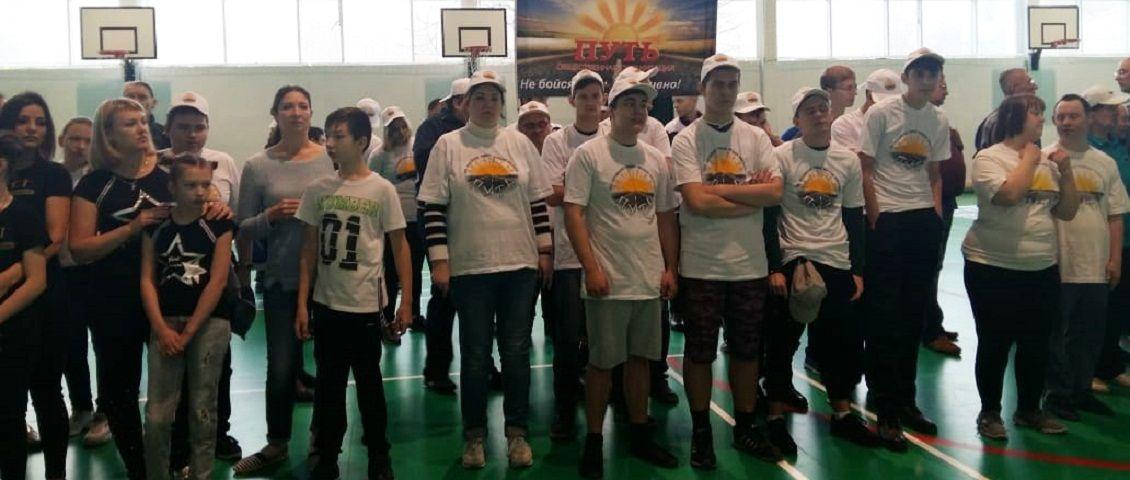 В Ставрополе прошёл спортивный турнир для людей с ограниченными возможностями здоровья