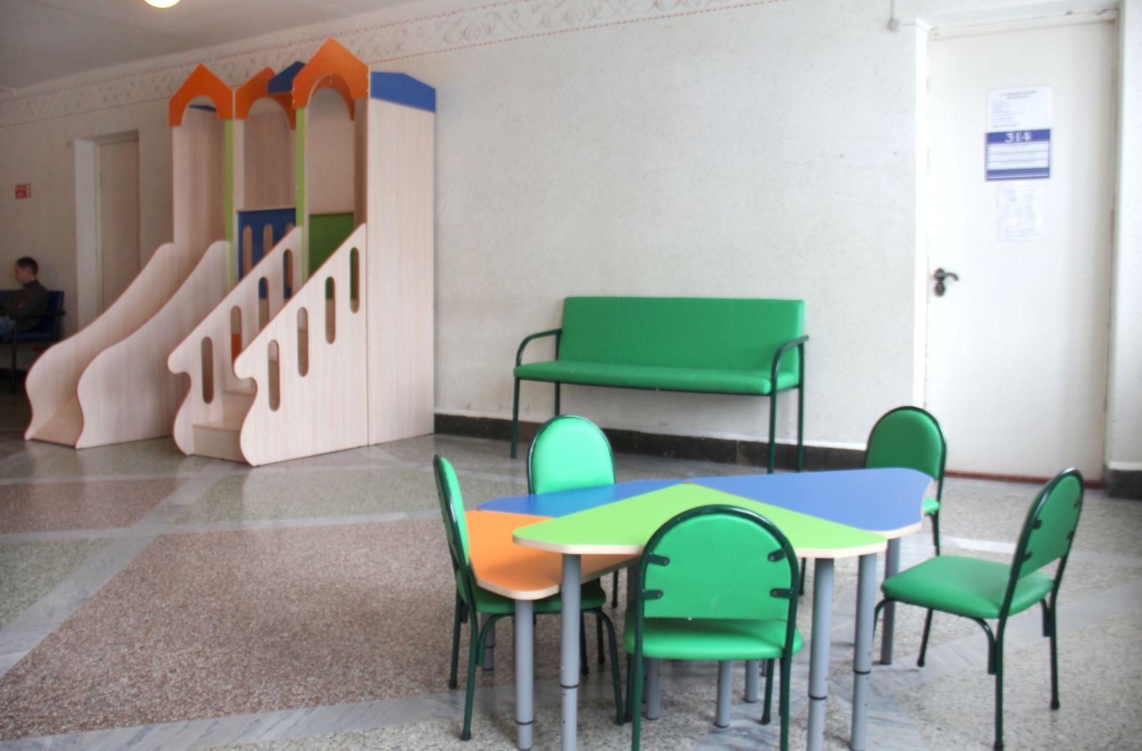 Новый УЗИ-аппарат появился в детской поликлинике Невинномысска