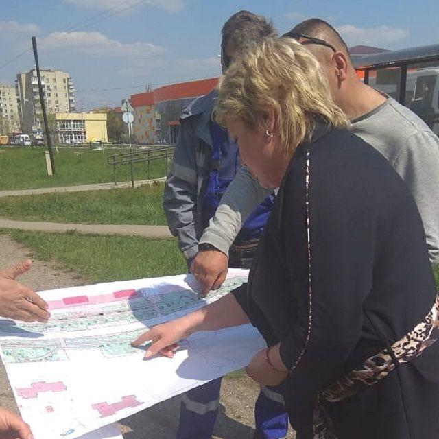 В Георгиевске скоро появится велосипедная дорожка на территории Парка Дружбы