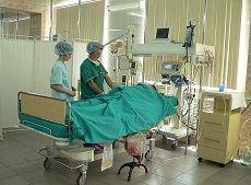 В 2015 году в крае на оказание высокотехнологичной медпомощи будет направлено более 800 миллионов рублей