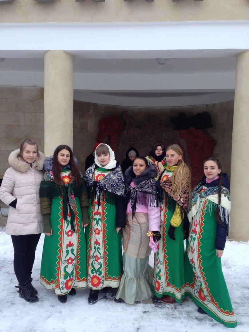 Крещенские гуляния прошли на главной курортной площади Железноводска