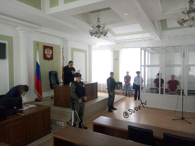 Отец и сын получили 21 год и 17 лет строгого режима за убийство экс-главы «Роснефти» на Ставрополье