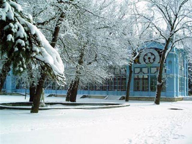 В Пятигорске из-за снегопада коммунальщики перешли на круглосуточный режим работы