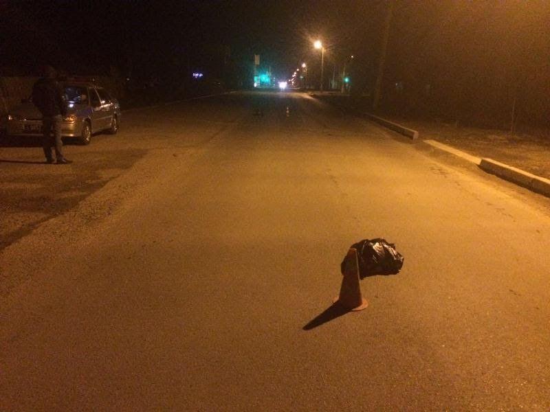 НаСтаврополье разыскивается участник смертоносного ДТП