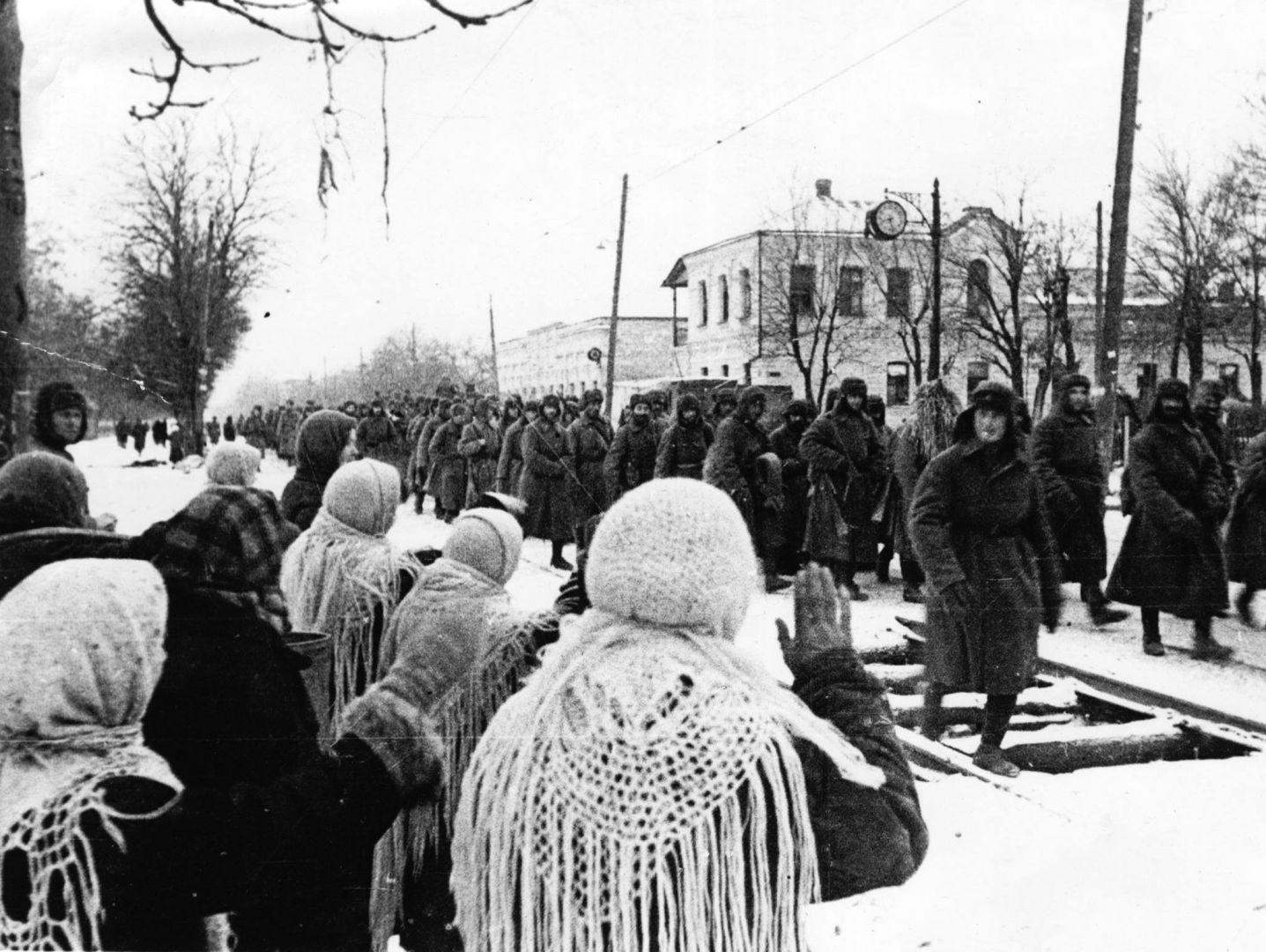 Ставрополь готовится к празднованию 75-й годовщины освобождения города от немецкой оккупации